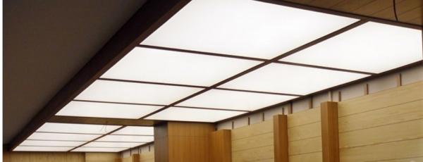 Tavane extensibile translucide (luminoase)