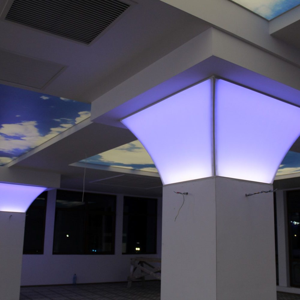 orpuri de iluminat 3D