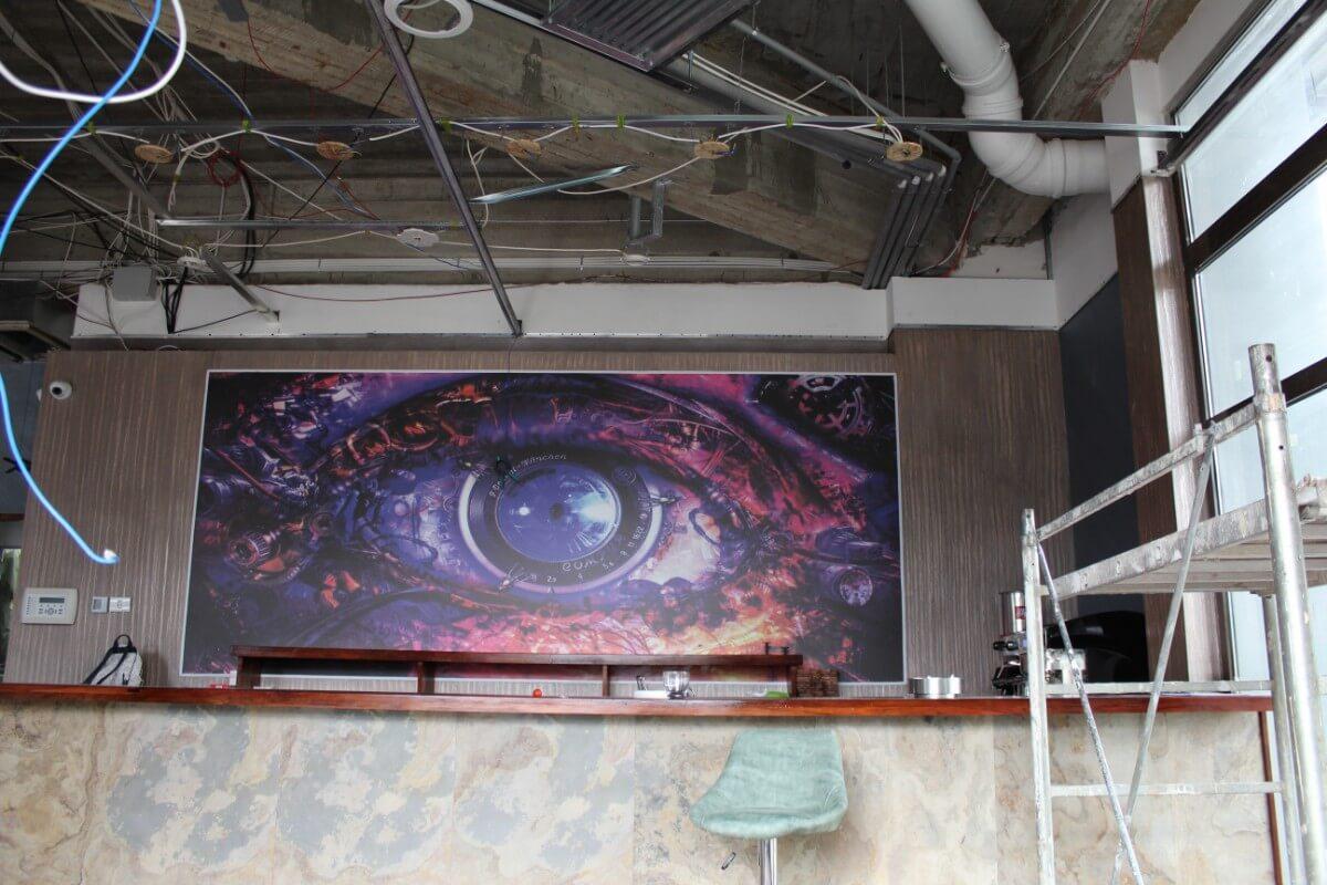 Seven Inn Poker Club Bar Grill Brasov tavan extensibil