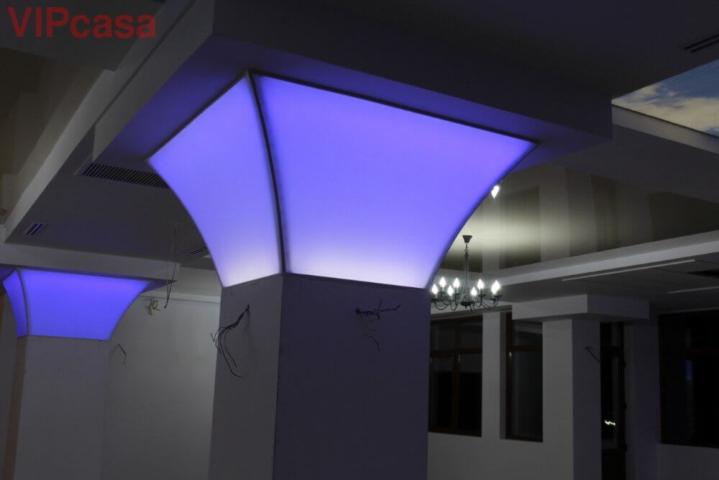 tavane extensibile translucide 22
