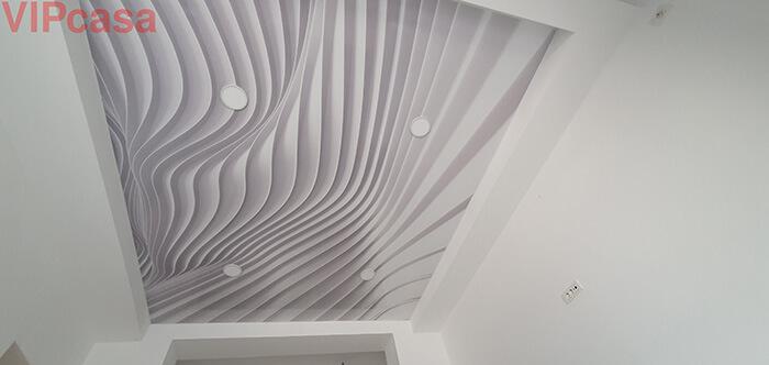 Factura tavanelor extensibile vip casa